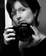 Self Portrait of Photographer Mindy McNaugher